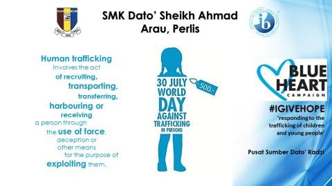 slaid world trafficking day